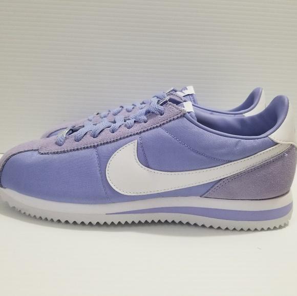 pretty nice 9207f 26e02 Nike Shoes | Classic Cortez Basic Se Purple White | Poshmark
